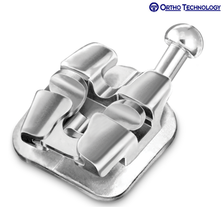 Lotus Plus DS, Interactive 018 – Ortho Technology version of Roth Rx. (10 Brackets/ Pack)