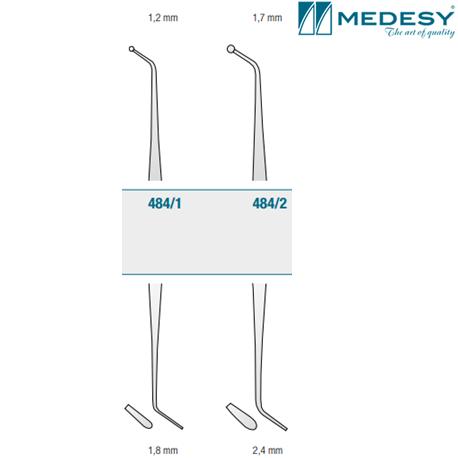 Medesy Composite Instrument Bp #484