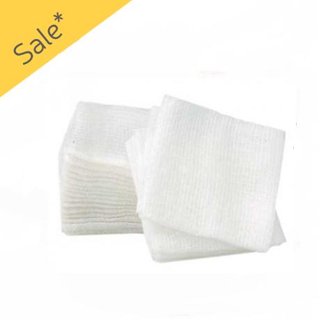Non-Woven Gauze, (5X5cm) 4-ply in 200pcs/sleeve