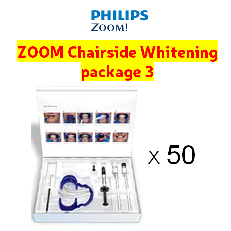 Philips Zoom Chairside Whitening Package 3
