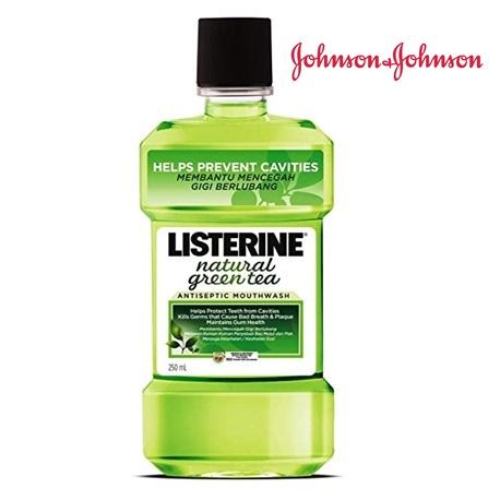 Listerine Green Tea Mouthwash1000ml (SG0317)
