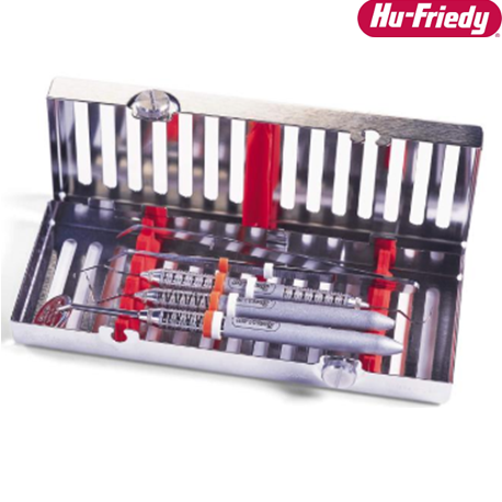 Hu-Friedy Cassette for 5 instruments [Exam Series]