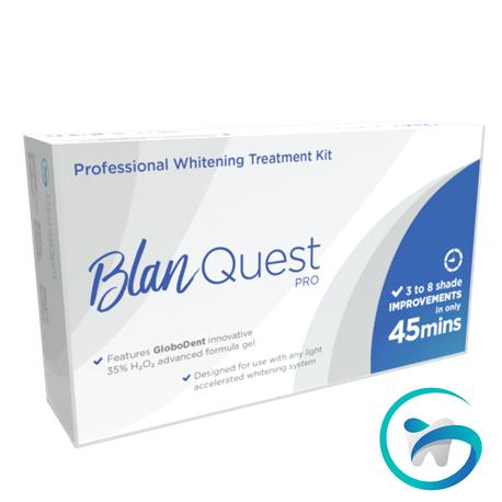 BlanQuest Pro Whitening Treatment 5 Patient Kit