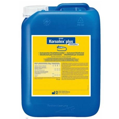 Korsolex Plus Aldehyde-Free Instrument Disinfectant