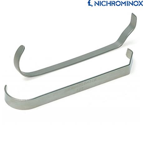 Nichrominox Flap Retractor(8 or 12mm width)