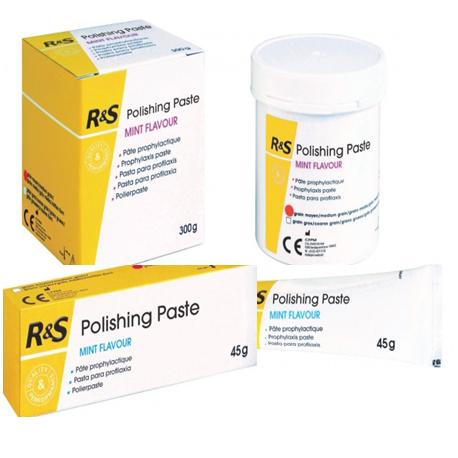 R&S Prophylaxis Paste,medium grains,Mint