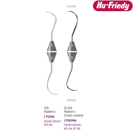 Hu-Friedy Nabers Probe