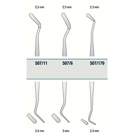 Medesy Plastic Filling/Composite Instrument #507