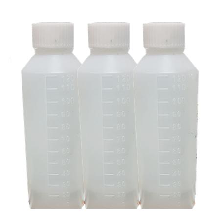 Medicine Bottles with Screw Cap