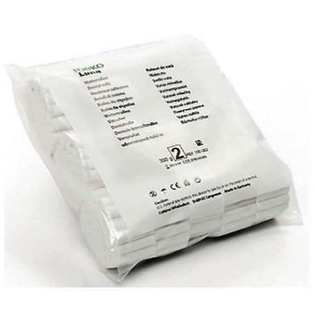 Roeko Cotton Rolls, Size #2 (500pcs/pack)
