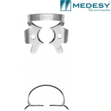 Medesy Rubber Dam Clamp #5595 For Lower Molars