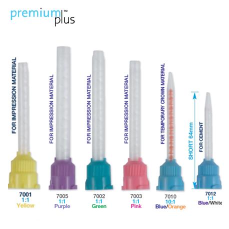 Premium Plus Mixing Tips 48pcs/pack