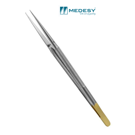 Medesy Tweezer Microsurgical mm180 Tc #1063/TC