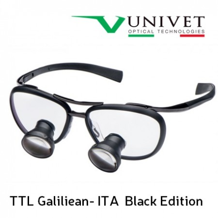 Univet TTL Galiliean ITA Surgical Loupes