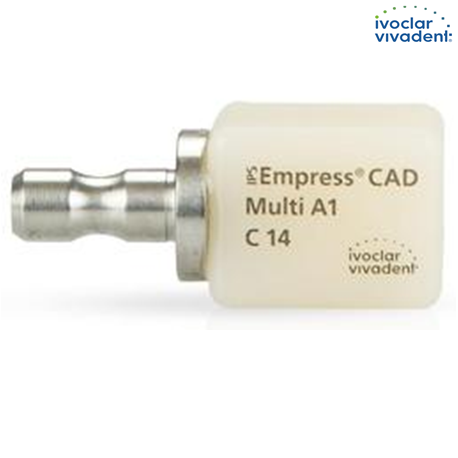 Ivoclar IPS Empress CAD Cerec/InLab MU Low Translucency A/B C14/5