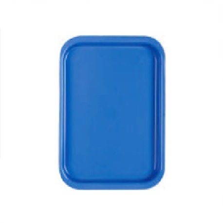 Set-Up Instrument Tray Blue/White
