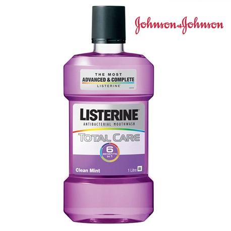 Listerine Total Care Mouthwash, 1000ml