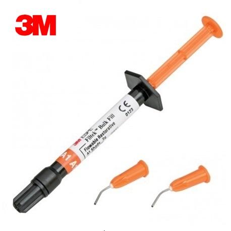 3M Filtek Bulk Fill Flowable Restorative Syringe Refill