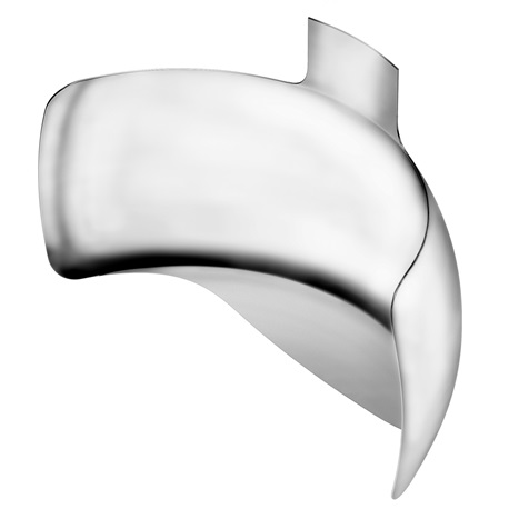 NiTin™ Full Curve Matrix Bands, Tall Molar, (6.6 mm) 50pcs/Box