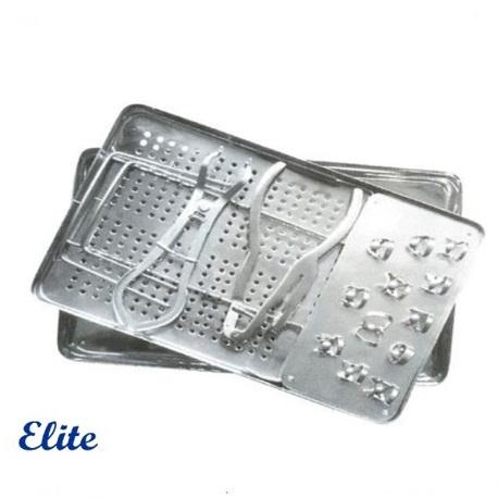 Elite Rubber Dam Instruments Organiser