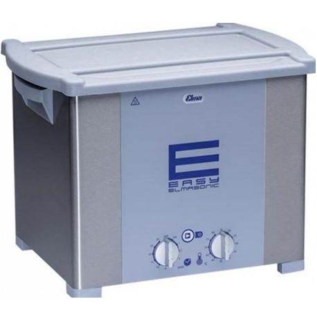 Elmasonic Easy 300H Ultrasonic Cleaner 28 Litre with Basket  & Cover