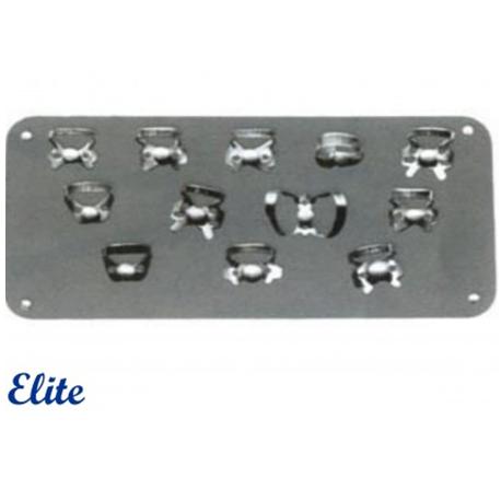 Elite Rubber Dam Clamp Kit