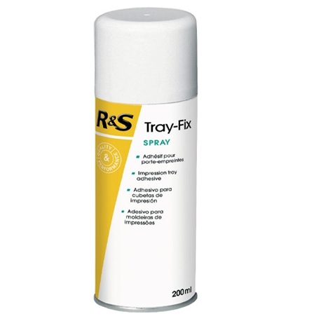 R&S Tray-fix/Tray Adhesive Spray (200ml)