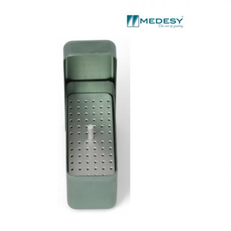Medesy Endodontic Box Aluminium Small #995