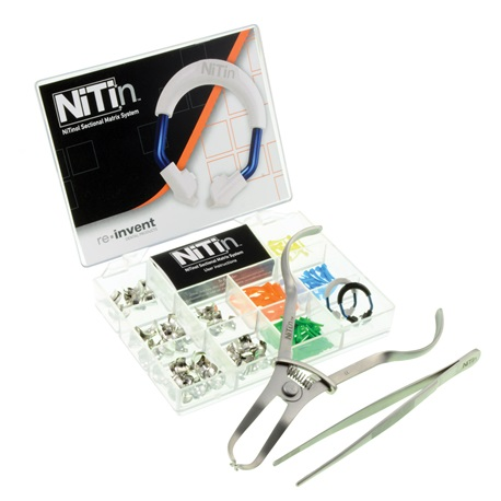 NiTin Sectional Matrix Mini Kit