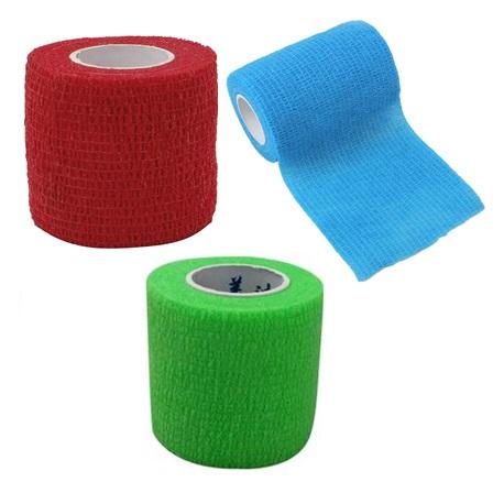Disposable Non-woven Cohesive Bandage (12/Box)