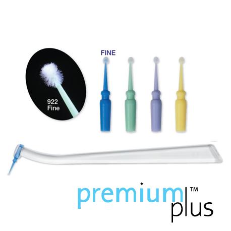 Premium Plus N922 - Microbrush Applicator Tips (100pcs/pack)