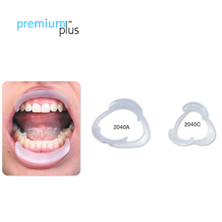 Premium Plus Autoclavable Intraoral Lippers/ Lip Retractors 2pcs/box