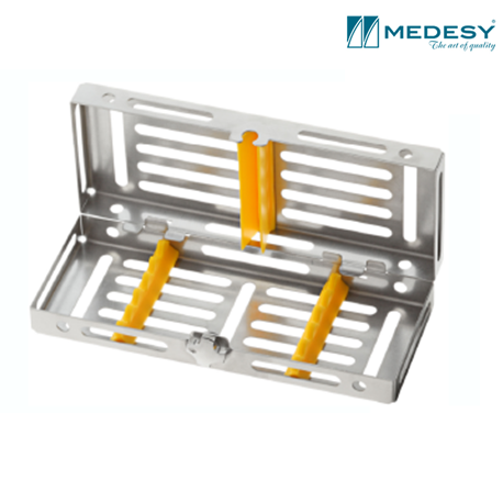 Medesy Tray Gammafix Cassette for 5 Instruments