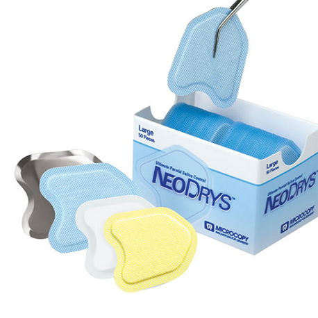 Neodrys Saliva Absorbents- 50/Box