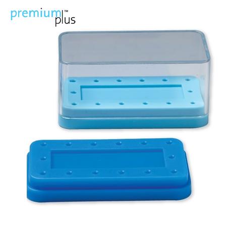 Premium Plus Rectangular Magnetic Bur Stands 14 holes