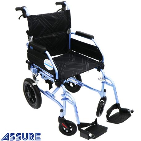 Assure Super light weight aluminium pushchair,18''