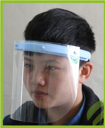 Face Shield (Blue)