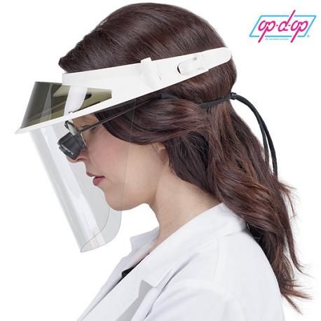 OP-D-OP II Polysoft Face Shield Kits
