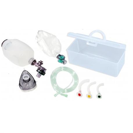 Silicone Resuscitatation Set -Child