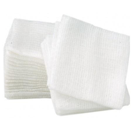 Non-sterile Gauze, 5x5cm, 16ply (5pack/carton)
