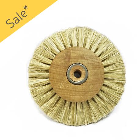 Lathe Polishing Brush, Unmounted (1 pcs/pack)