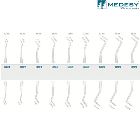 Medesy Enamel Instrument #609