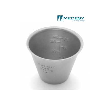 Medesy Mixing Cup With Scale #1148