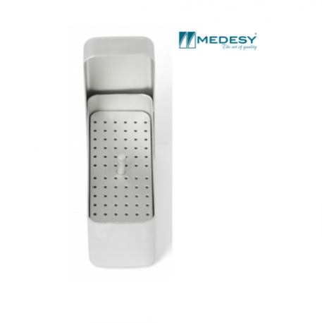 Medesy Endodontic Box Aluminium Small #992