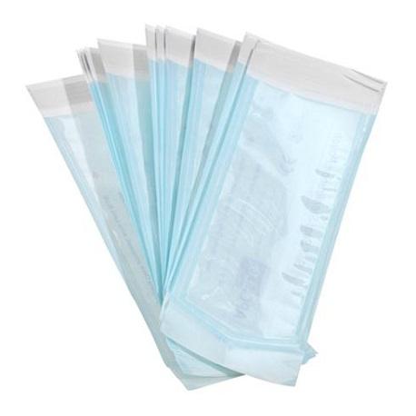 Safe-Seal Self Sealing Sterilization Pouches 2-3/4'' x 10'' (200pcs/Box)