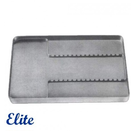 Elite Instruments Tray for Surgery Instruments with Lid