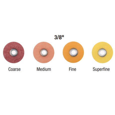 3M Sof-Lex™ Extra Thin Contouring and Polishing Discs 3/8'' # 4930