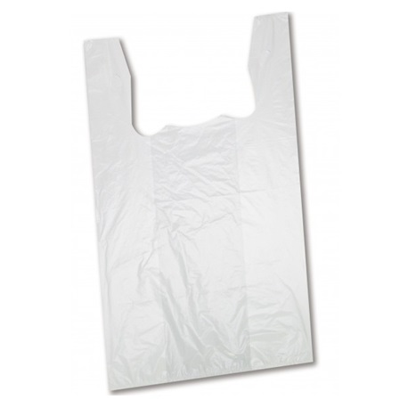 Plastic Carry Bags 100 pcs/pkt