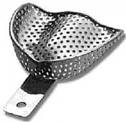 Metal Impression Trays