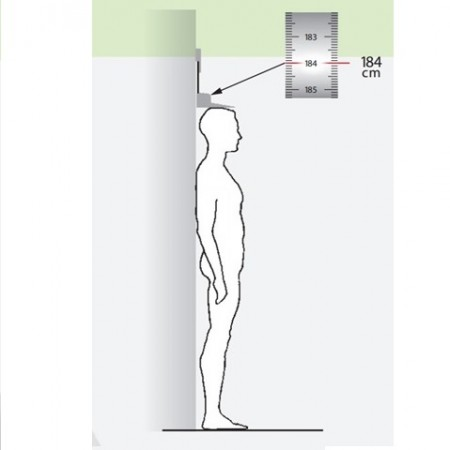 KaWe Height measuring Person Check device